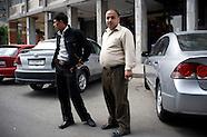 Damascus Taxi Ride
