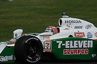 Tony Kanaan, Honda Indy 300, Mid Ohio Sports Car Course, Lexington, OH USA