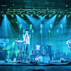 Grizzly Bear at The Fox Theater - Oakland, CA - 10/9/12