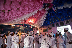 For the Arturos, the Feast of the Rosary is one of the most important phases in the life of the community, representing the maximum movement of the completion of the Great Mother Love.