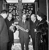 "C24 - 1962 - Opening of ""Modern Churches in Germany"" exhibition"