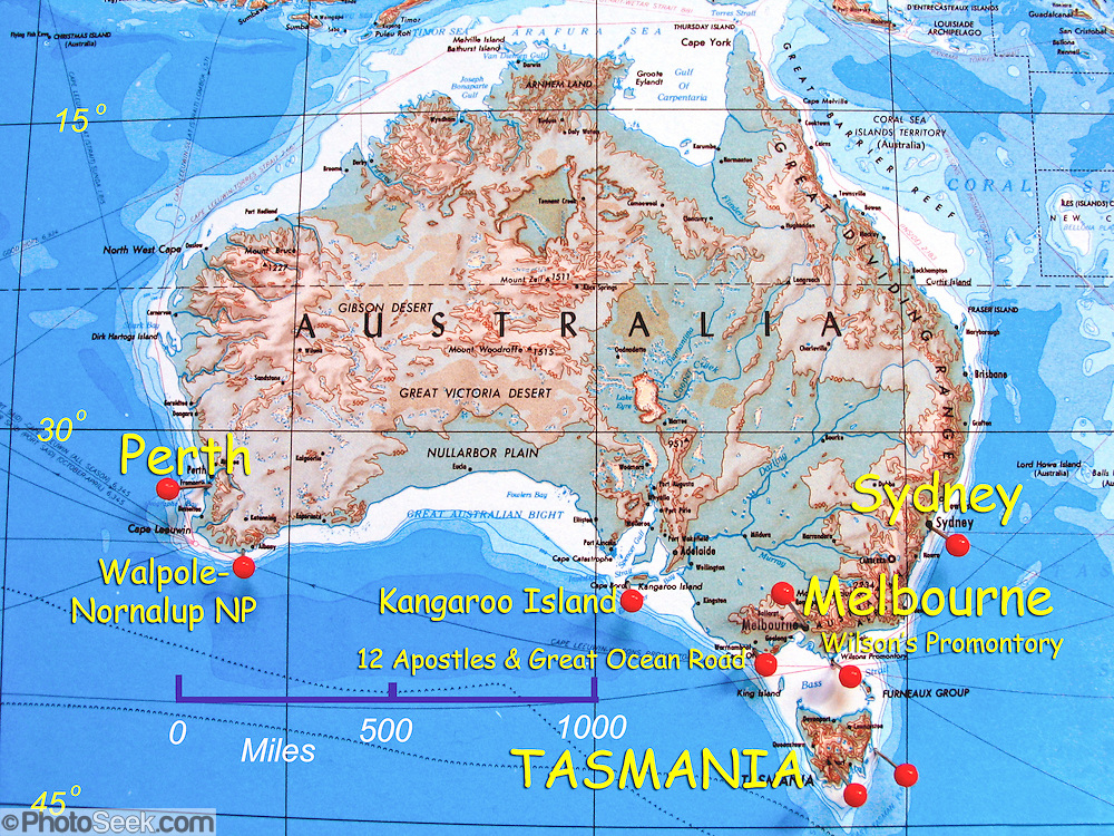 a geography of tasmania Examples of island gigantism are evident in the tasmanian fauna, with the   the rainforests of north-east tasmania, as a geographic outlier from the western.