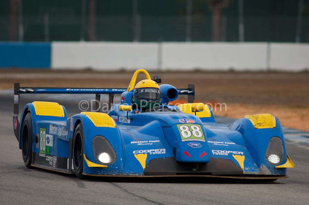 #88 Eurosport Racing Cooper Prototype Lite: Dan Weyland
