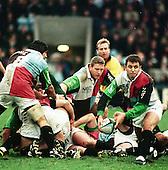 19990123  Harlequins vs London Irish, Twickenham, GREAT BRITAIN