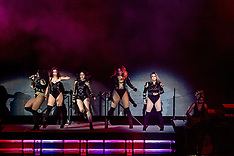 Fifth Harmony Performs at Irvine Medadows