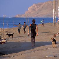 Cabo Blanco, Peru