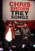 11/10/2014 - Between the Sheets Tour Announcement with Chris Brown and Trey Songz