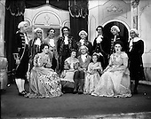 """1953 - Theatre Production of """"The Imaginary Invalid"""" by St. Mary's College P.P.U. Dramatic Society"""