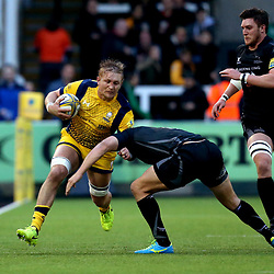 Newcastle Falcons v Worcester Warriors