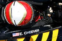 Eddie Cheever, Toyota Indy 300, Homestead Miami Speedway, Homestead, FL USA, 3/26/2006