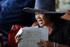 FEB 07 2014 Rally at the compound of Thailand's Commerce Ministry