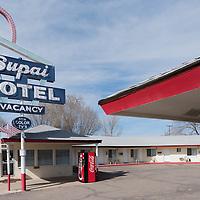 USA, Arizona, Route 66, Seligman,