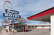 USA, Arizona, Route 66, Seligman,