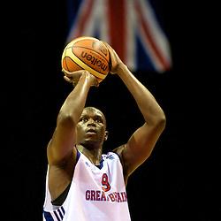 080913 GB v Israel Basketball