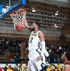 2014-15 A&T Men's Basketball vs SC State