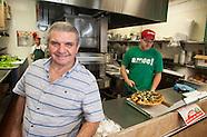 Nick Andrisano, president of Ameci Pizza & Pasta