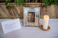 LECH OOSTENRIJK - de foto van prins friso staat in de kerk in lech 5 jaar na het 5 jaar geleden Prins Friso raakt tijdens een ski vakantie in Lech Oostenrijk, bedolven onder een sneeuwlawine.  morgen is  de fotosessie van de koninklijke familie sneeuw Lech -Sfeerbeeld uit het Oostenrijkse Lech, waar de koninklijke familie hun wintervakantie viert. ROBIN UTRECHT<br /> 265/5000<br /> LECH AUSTRIA - the picture of Prince Friso is in the church in Lech 5 years after 5 years ago Prince Friso lost during a ski holiday in Lech, Austria, buried under an avalanche. Tomorrow is the photoshoot of the royal family snow ROBIN UTRECHT