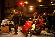 A few hours with the band Bachtale Apsa before and during their live recording of an album in Prague.