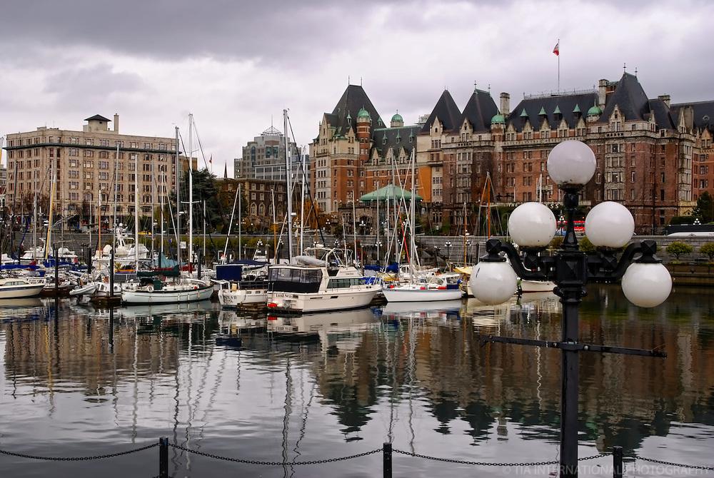 Inner Harbour, Victoria, British Columbia, Canada