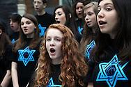 Holocaust Memorial Day...Photos copyright: Jonathan Goldberg..