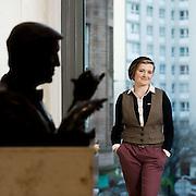 Portrait of Sophie Prior, Scottish Opera Emerging Artist for costume.