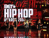 9/20/2014 - BET Hip Hop Awards 2014 - Show