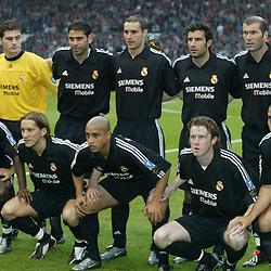 030423 Man Utd v Real Madrid