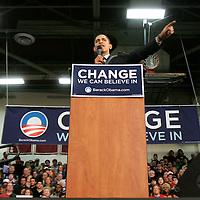 Barack Obama by Boston Photographer Matthew Healey