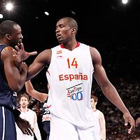 Pre-Olympic: France vs Spain