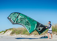 Dauphin Island, Alabama - Kitesurfing
