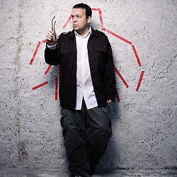 Hierro's director Gabe Ibanez at the 62th Cannes Film Festival. France. 19 May 2009. Photo: Antoine Doyen