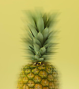 Pineapple still life