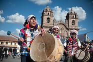 June festivals in Cuzco