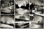 On April 26 - 2011.25 years after the Chernobyl disaster people are still suffering from the long term consequences of a nuclear meltdown. Countries affected struggle with cronic illness, contaminated food - For many their life ended with Chernobyl...<br /> Snapshots of the in to the plant inside the exclusionzone and from the city of Pripiyat where apx. 50.000 people lived until evacuated a few days after the disaster. 25 years after the nuclear disaster at the Chernobyl power plant in Ukraine, the country are still suffering from sickness and pollution. children in the villages like Drosdyn suffer from general bad health and are admitted to hospitals in the capitol Kiev.