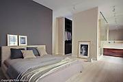 Modern apartment in Warsaw Poland photography by Piotr Gesicki