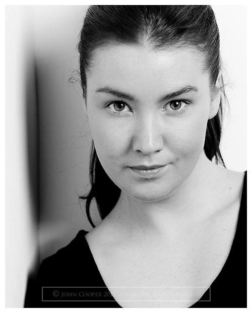 Headshot of actress Wendy Buchanan Daly.