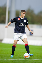 Falkirk's Stewart Murdoch..Falkirk 1 v 0 Queen of the South, 15/10/2011..Pic © Michael Schofield.