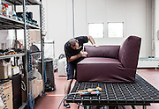 Inverigo, Poliform, sofa and arm chairs production