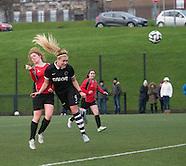 07-02-2016 Dundee United Women v Dundee University Ladies