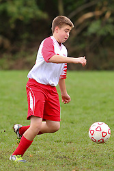 October 7, 2012; Lincoln Park, NJ; Images from Game 3 of the MetroStars Soccer Tourney.