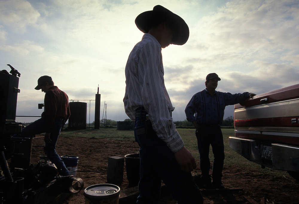 The Hoelscher family working a ranch along the US/Mexico border where smuggling and violence was escalating. Please contact Todd Bigelow directly with your licensing requests. PLEASE CONTACT TODD BIGELOW DIRECTLY WITH YOUR LICENSING REQUEST. THANK YOU!