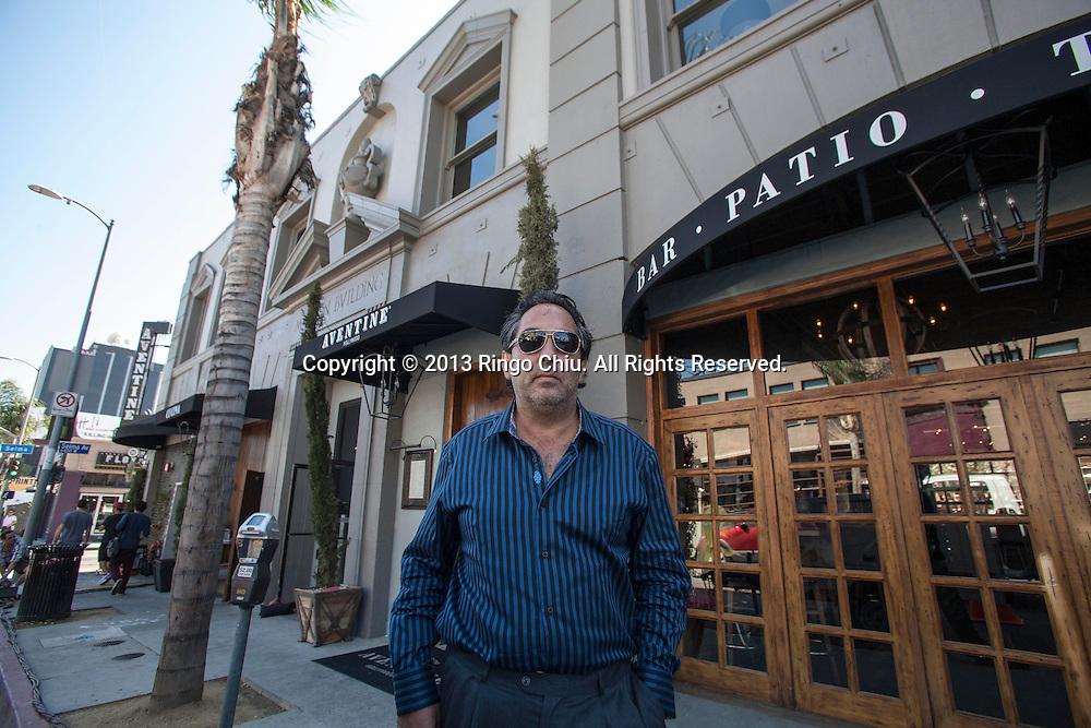Richard Heyman, hotel developer, owner of Five Chairs Development in Holywood. (Photo by Ringo Chiu/PHOTOFORMULA.com)