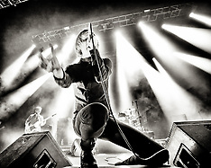 Refused at The Fox Theater - Oakland, CA - 8/31/12