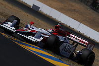 Ryan Hunter-Reay, Indy Grand Prix of Sonoma, Infineon Raceway, Sonoma, CA USA