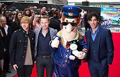 MAY 11 2014 World premiere of Postman Pat