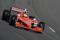 Enrique Bernoldi, Iowa Corn Indy 250, Iowa Speedway, Newton, IA USA 22/6/08,