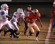 Lafayette High's Tavon Joiner (32) vs. Senatobia in Oxford, Miss. on Friday, October 19, 2012. Lafayette High won 23-7.