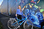 Leah Treat, director of the Portland Bureau of Transportation.