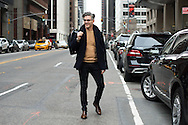 Eric Rutherford at NYFWM Day 1