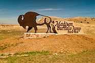 Madison Buffalo Jump State Park-Montana